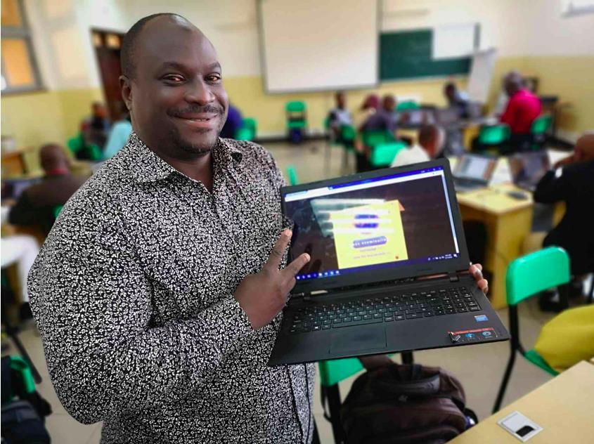 eWTP落地非洲第一步:阿里电商课堂开进卢旺达