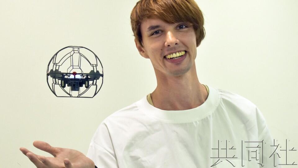 日本万代10月将发售可挥手操作的空中悬浮球