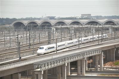 南海新增6条路对接广州