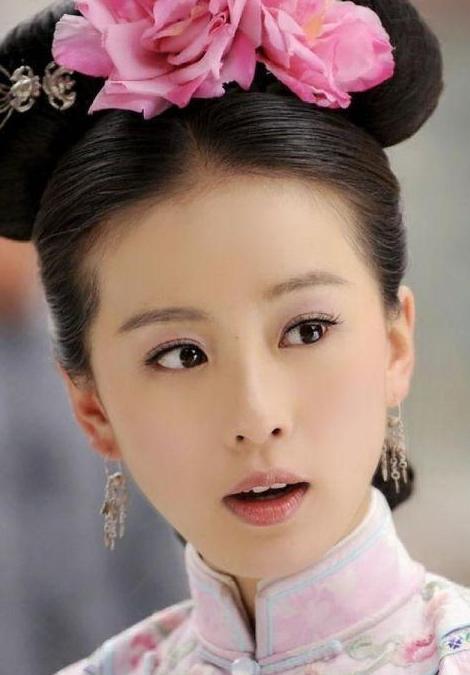 """刘亦菲不拍清宫剧的原因,看看""""剧照""""就知道了"""