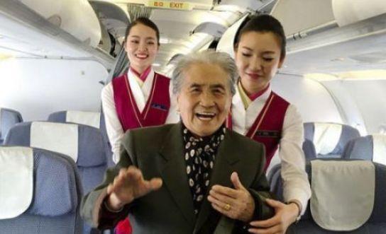 候鸟老人:北海机场着力加强老年人航空运输服务工作