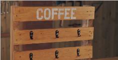 教你废弃物改造,秒变艺术感满满的咖啡杯架