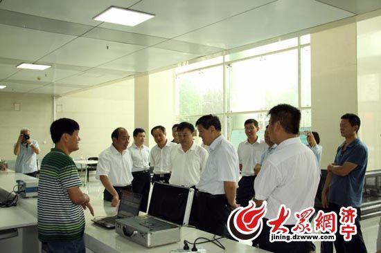 """济宁市""""质量月""""活动启动 市民可免费检验黄金珠宝饰品"""