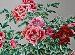 齐河刺绣:齐河县文化瑰宝 做工精细种类繁多