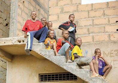 《媳妇的美好时代》走红非洲之后