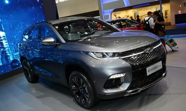 德媒:奇瑞2020年前将在欧洲推出电动SUV