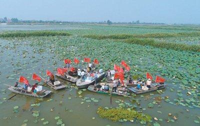 鱼米之乡细算绿色账(聚焦产业振兴)