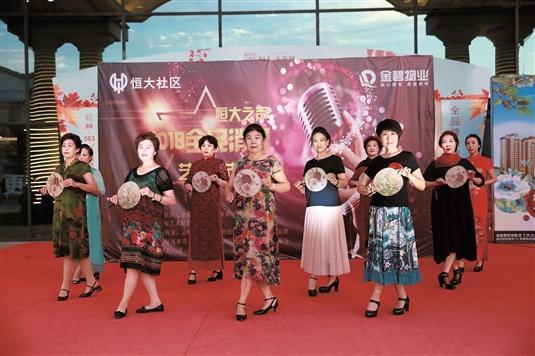 消夏文化节丰富社区生活