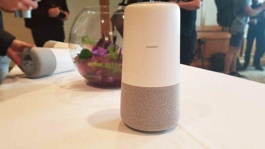 华为发布首款智能音箱AI Cube 内置Alexa语音助手