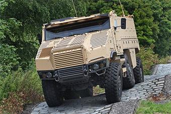 捷克购买法国装甲车 成首个海外用户