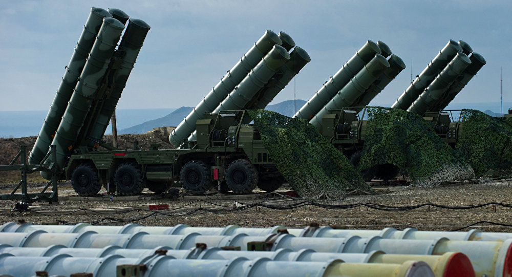 土耳其总统:购买俄制S400导弹无需任何人许可