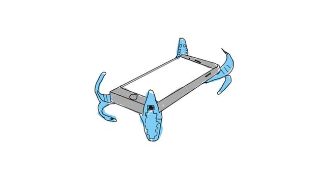 德国学生发明安全气囊手机壳 不再担心手机掉落