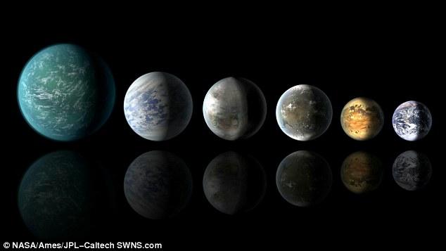 """海洋行星长期保持""""宜居"""" 寻找外星生命更进一步"""