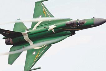 枭龙战斗机远赴波兰 终于轮到我们向欧洲卖装备
