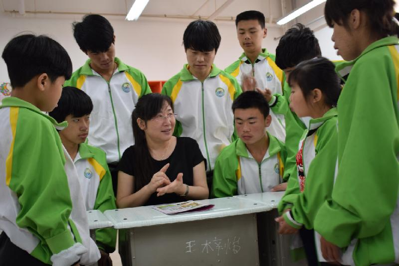 """【中国梦实践者】党红妮:书写特殊教育者的""""不凡"""""""