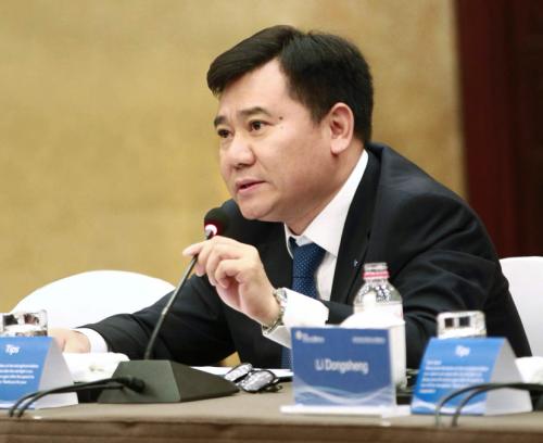 张近东的创业红宝书:苏宁合纵连横征战全球