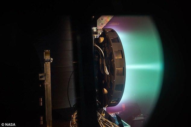 人类抵达火星更进一步 NASA透露最新离子引擎系统