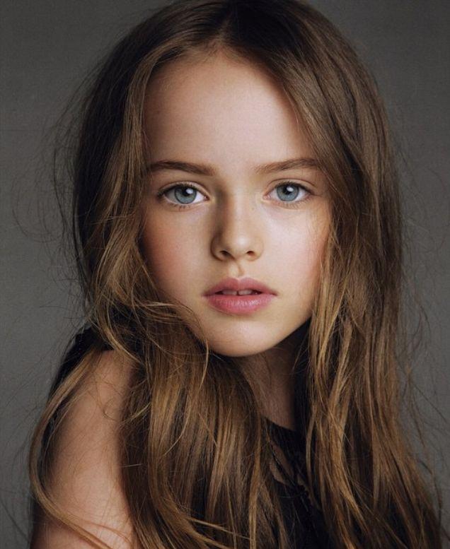 """""""世界第一美少女""""长大了,PO出美照让全世界窒息"""