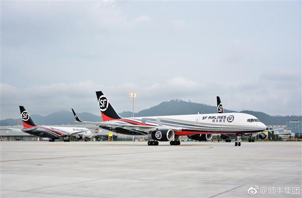 顺丰全货机已达47架 成国内数量最多的航空公司