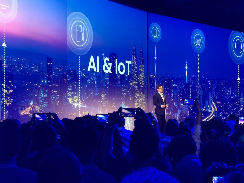 三星CEO对AI持乐观态度 未来三年将增投220亿美元