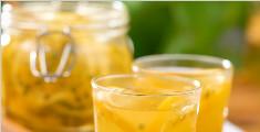 美容又排毒的百香果柠檬水制作方法