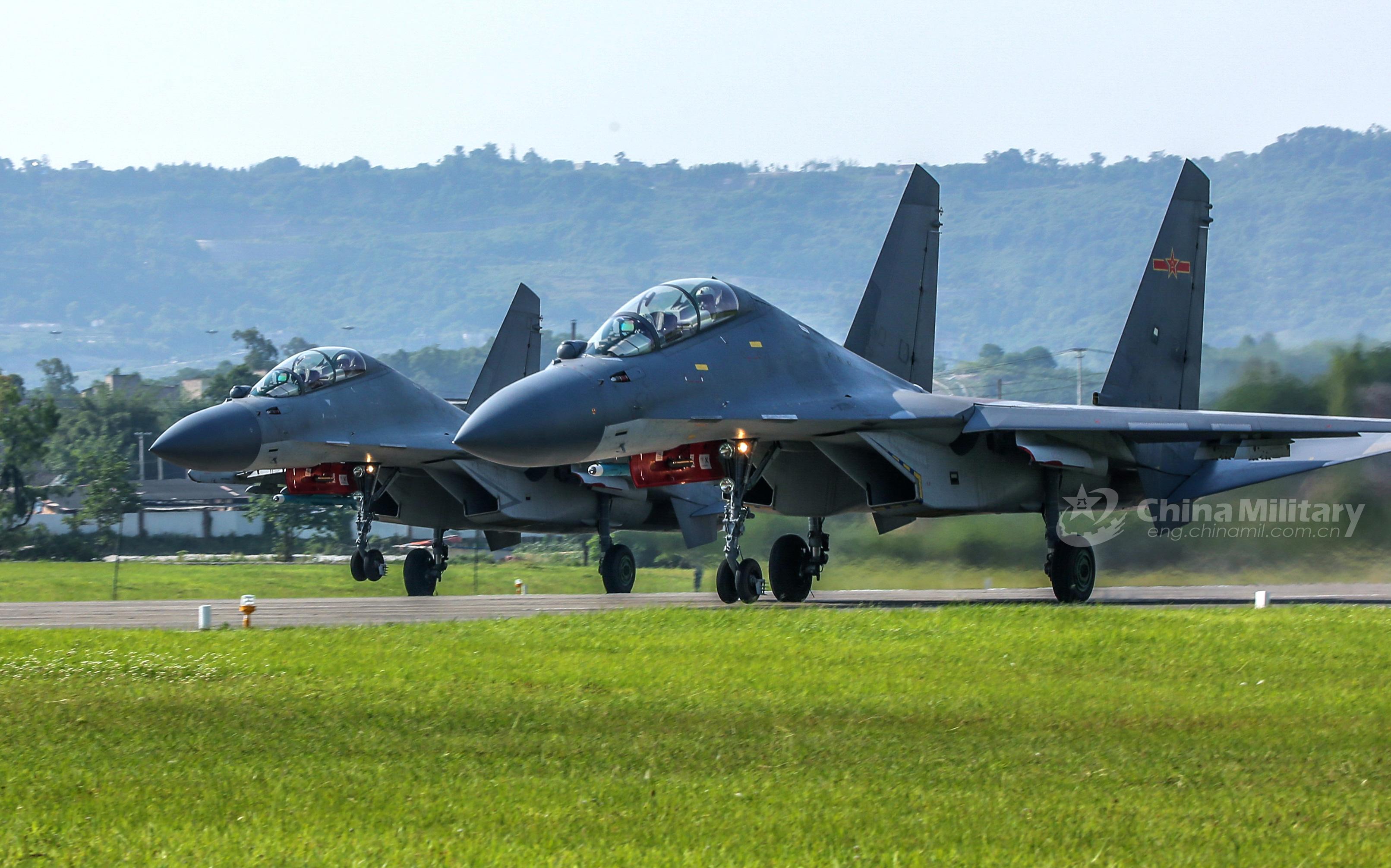 美媒称中国一款战机比隐形机更可怕 学美国套路