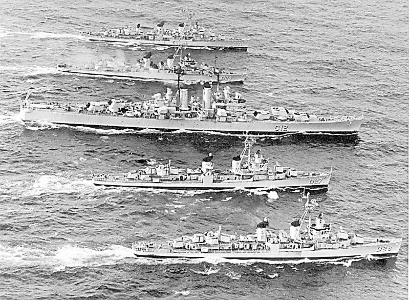 """除了""""扇贝大战"""" 法国还曾为抢龙虾出动航母"""