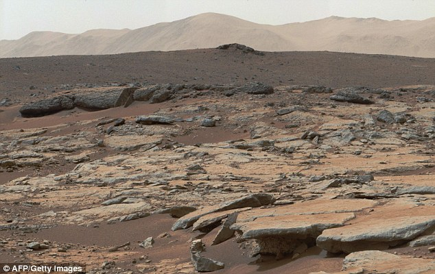 NASA悬赏100万美元 欲将火星二氧化碳转为葡萄糖