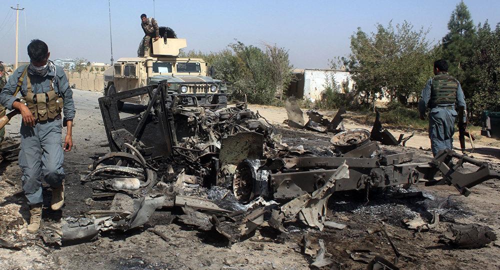 北约称阿富汗东部发生袭击 美军士兵一死一伤
