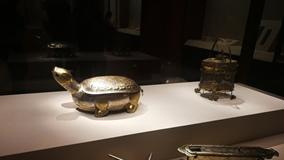"""""""大唐风华""""展览在中国国家博物馆开幕"""