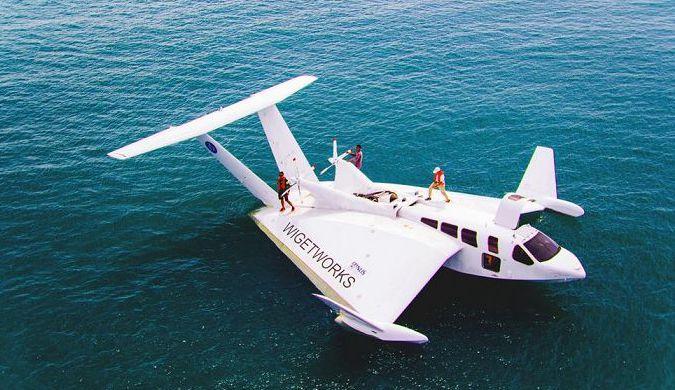新加坡公司重启翼地飞行器设计 计划将其商业化