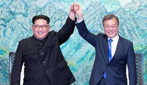 韩媒:韩特使将捎文在寅书信给金正恩
