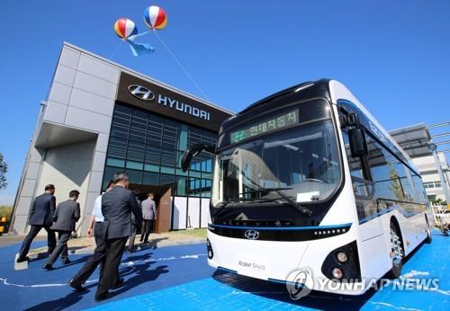 现代与四川能投建立战略伙伴关系 扩大中国商用车市场