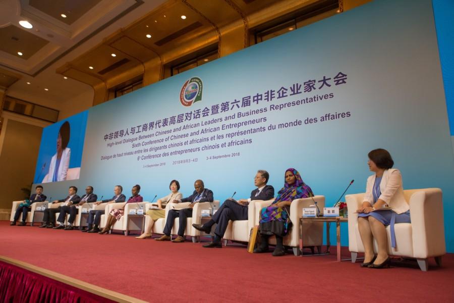 中非贸易互补,打造命运共同体