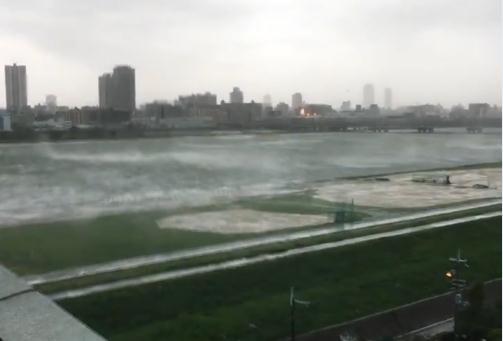强台风致至少6死: 3000人受困关西机场 未知是否有中国游客
