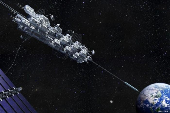 日本准备测试太空电梯技术