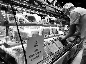 超市售卖三文鱼亮明身份 超8成消费者不认可虹鳟