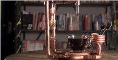 DIY手冲咖啡滤杯架