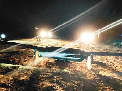 19小时34分 西工大太阳能无人机再创续航纪录