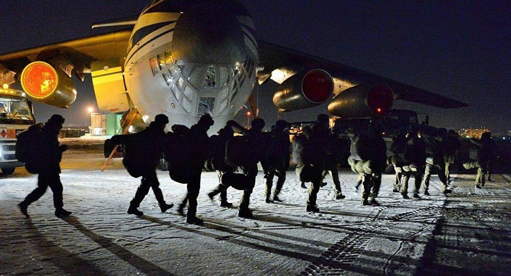 100多名俄军医和后勤人员因在叙工作而获奖章
