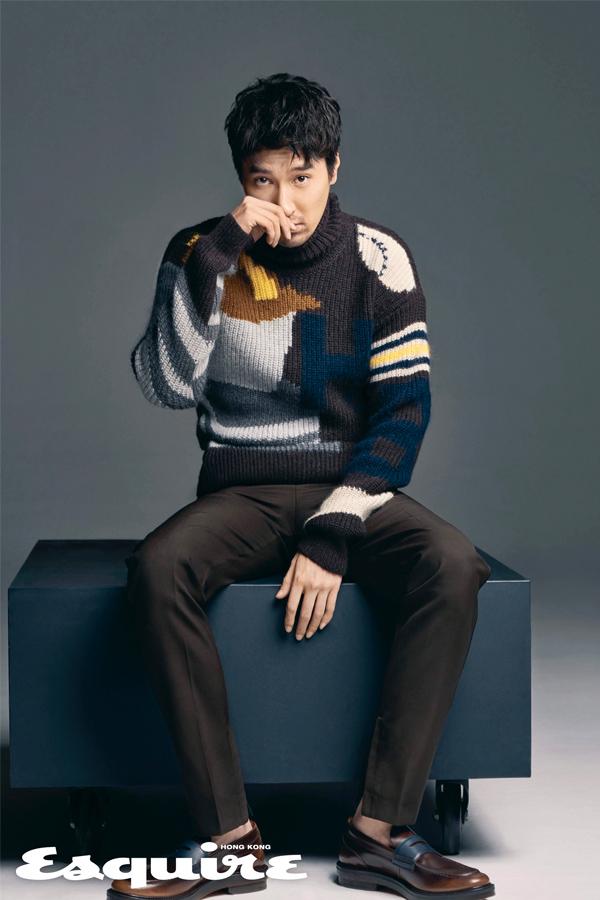 赵又廷解锁香港金九封面 绅士风格诠释时尚美学的高级感