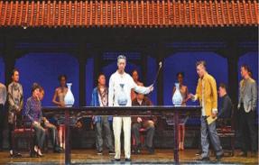 精品需要不断打磨 ——北京人艺大戏《玩家》再登台