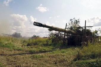 震慑西方?俄军在飞地加里宁格勒进行军演
