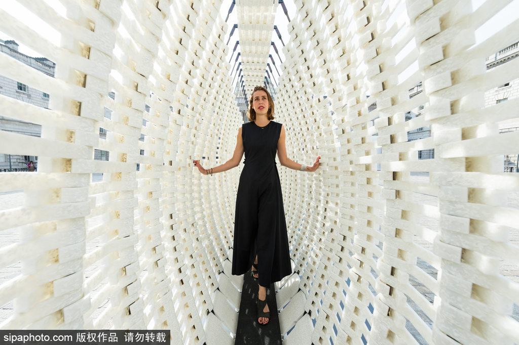 英国伦敦萨默塞特设计双年展 探索设计对生活的影响