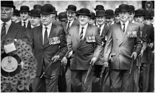 现实生活中的温文尔雅 德比赛场上的啤酒瓦斯  从绅士和足球两个关键词认识英国