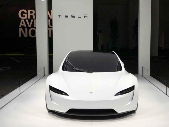 这会是下一代特斯拉Roadster的样子吗?