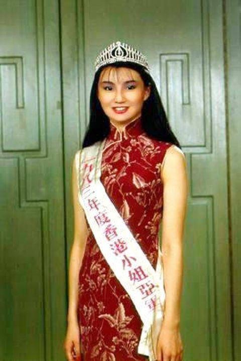 同样穿旗袍,张曼玉成功塑造出了这些经典角色