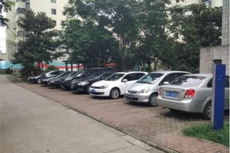 """老小区如何告别""""停车的烦恼"""",看宁波这几个小区如何做?"""