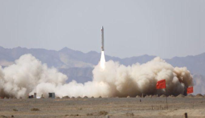 我国民营火箭首次在国家发射场升空