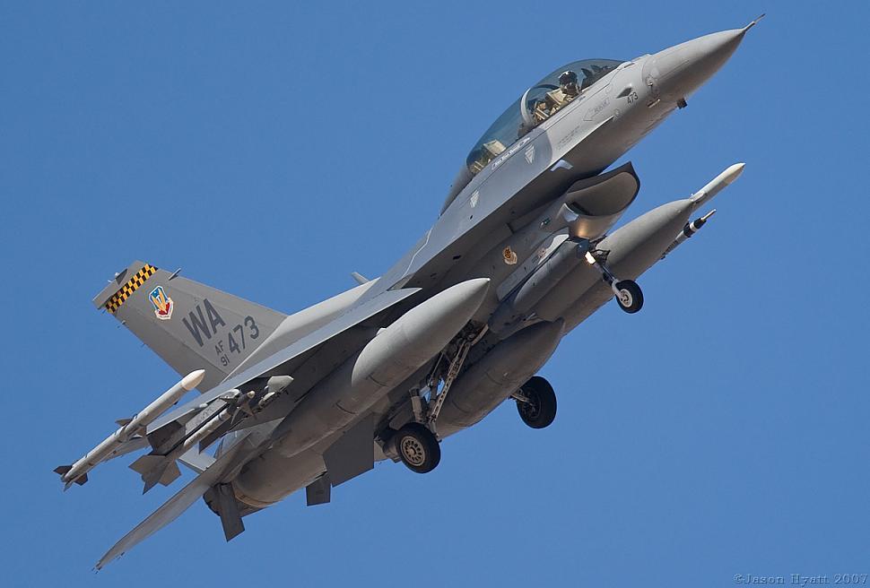 """美国军火商""""诱饵""""?印度将生产F-16战机机翼"""